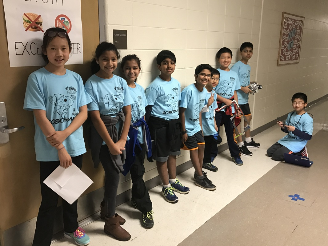 Robotics Teams Fll Shakerag Elementary School Advanced